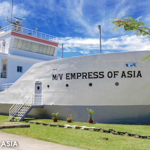 MV EMPRESS OF ASIA 2